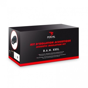 Kit XXXL isolation acoustique